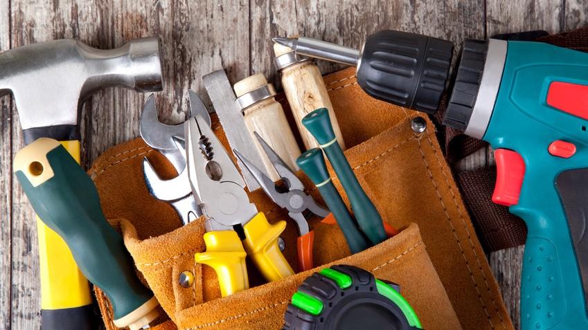 Outils indispensables pour un bricoleur