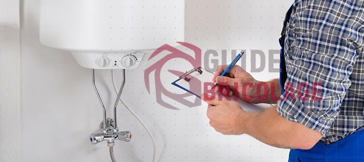 Diagnostic panne chauffe-eau électrique