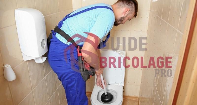 Que faire suite à un engorgement de votre WC ?