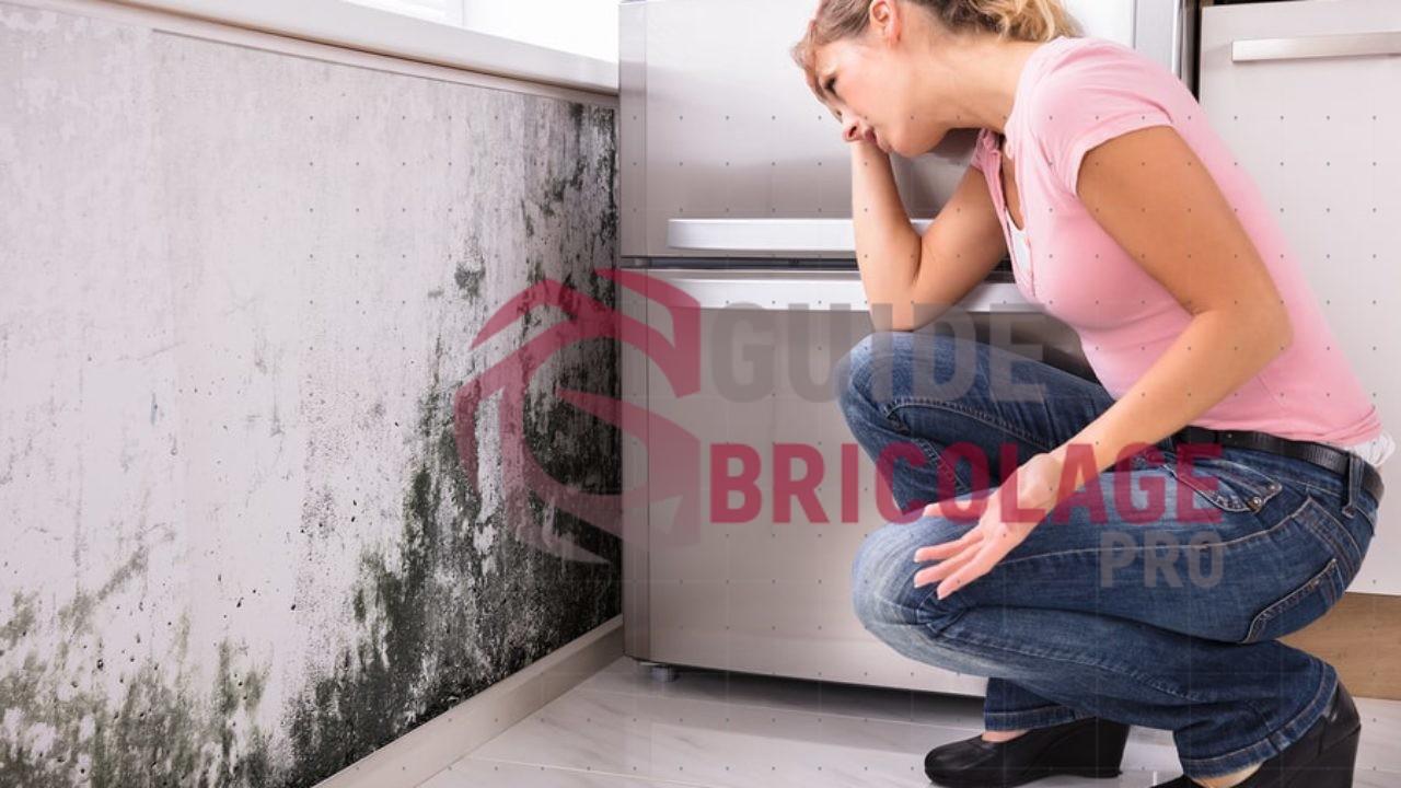Comment savoir si on a une fuite d'eau dans un mur ?